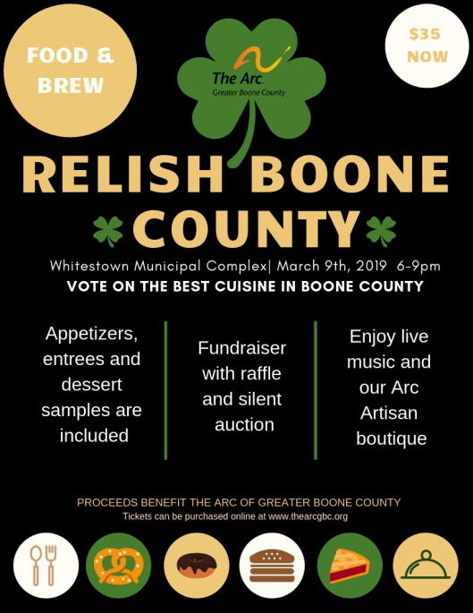 relish boone county flyer
